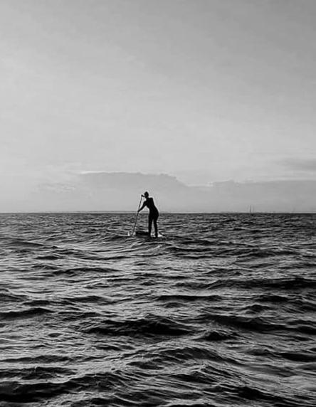 saltwater sup activities