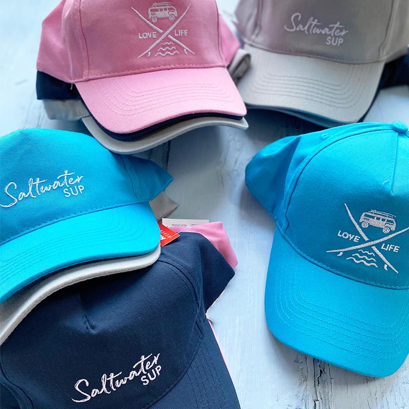 Saltwater SUP cap